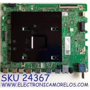 MAIN PARA SMART TV SAMSUNG QLED 4K / NUMERO DE PARTE BN94-15822D / BN41-02749A / BN97-18104A / BN41-02749A-000 / DZFH2034 / PANEL CY-RT055FGAV3H / MODELO QN55Q70TAFXZA / QN55Q70TAFXZA AC05 / QN55Q7DTAFXZA