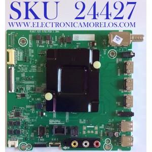 MAIN PARA SMART TV (ANDROID) HISENSE 4K UHD RESOLUCION (3840x2160) / NUMERO DE PARTE 272945 / RSAG7.820.9782/ROH / 267114 / 3TE75G2017FO / 2DE40198A / CQC18001198072 / PANEL HD750S3U72-TAB1\S2\GM\ROH / MODELO 75H6570G