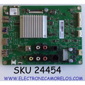 MAIN PARA TV VIZIO 4K HDR SMART TV / NUMERO DE PARTE 905TXJSA70000200CX / 715GA874-M0C-B00-004K / 715GA874-M0C-B00-004G / PANEL TPT700B5-U1T01.D REV:S01BA / MODELOS V705-H1 / V705-H1 LMXHZJ / V705-H1 LTCHZJKW