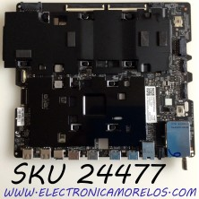 MAIN PARA TV SAMSUNG QLED 8K UHD HDR SMART TV / NUMERO DE PARTE BN94-15483L / BN41-02752A / BN97-16805G / PANEL CY-TT082JMLV4H / MODELO QN82Q800 / QN82Q800TAFXZA / QN82Q800TAFXZA FF02