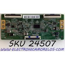 T-CON PARA TV PHILIPS 4K UHD ROKU SMART TV / NUMERO DE PARTE HV550QUB-H84/F84 / 47-6021263 / HV550QUB-H84 / 20180806 / 44-97714700 / 55UHD RGB CPCB / 44-9 7714700E6K90380 / PANEL UCFR1XT / MODELO 55PFL4864/F7 / 55PFL4864/F7 A ME3A