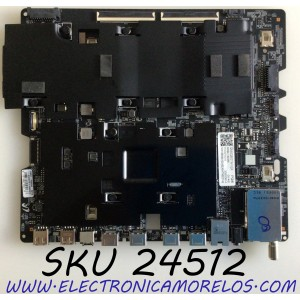 MAIN PARA TV SAMSUNG QLED 8K UHD HDR SMART TV / NUMERO DE PARTE BN94-15245E / BN41-02752A / BN97-16605G / PANEL CY-TT065JMLV4H / MODELO QN65Q800 / QN65Q800TAFXZA / QN65Q800TAFXZA FF02