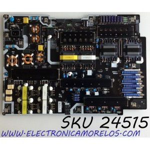 FUENTE DE PODER PARA TV SAMSUNG QLED 8K UHD HDR SMART TV / NUMERO DE PARTE BN44-01073A / L65S8SNA_THS / BN4401073A / PANEL CY-TT065JMLV4H / MODELO QN65Q800 / QN65Q800TAFXZA / QN65Q800TAFXZA FF02