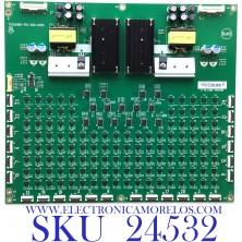 LED DRIVER PARA TV VIZIO / NUMERO DE PARTE LNTVKT12ZAXAJ / 715GA980-P01-00-005G / (X)LNTVKT12ZAXAJ / KT12ZAXAJ / 4947245 / PANEL T750QVF04.5 / MODELO P75Q9-H1 LTMAZPMW