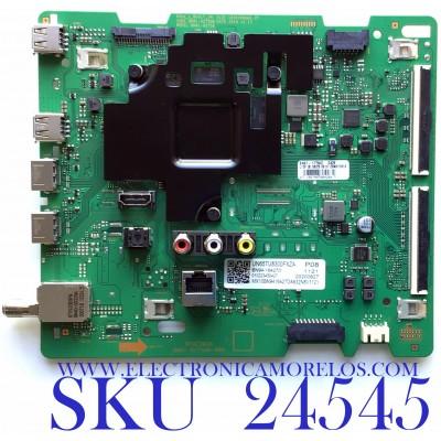 MAIN PARA SMART TV SAMSUNG Crystal UHD 4K RESOLUCION (3,840 x 2,160) / NUMERO DE PARTE BN94-15427D / BN41-02756B / BN97-17756D / 010223450427 / 20200827 / PANEL CY-CT065HGLV1H NW35 / MODELO UN65TU800FXZA FC02