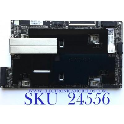 MAIN PARA SMART TV SAMSUNG QLED 4K UHD HDR RESOLUCION (3,840 x 2,160) / NUMERO DE PARTE BN94-15309R / BN41-02754B / BN97-16742W / 010225652786 / 20201009 / PANEL CY-RT043HGEV1H / MODELO QN43LS03TAFXZA BA01