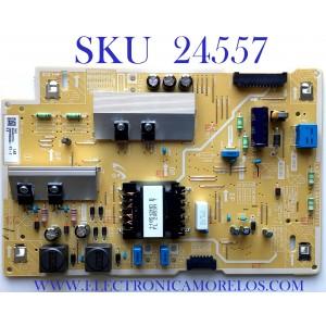 FUENTE DE PODER PARA TV SAMSUNG / NUMERO DE PARTE BN44-01077A / L43F7_THS / BN4401077A / AM5RN860641 / PANEL CY-RT043HGEV1H / MODELO QN43LS03TAFXZA BA01