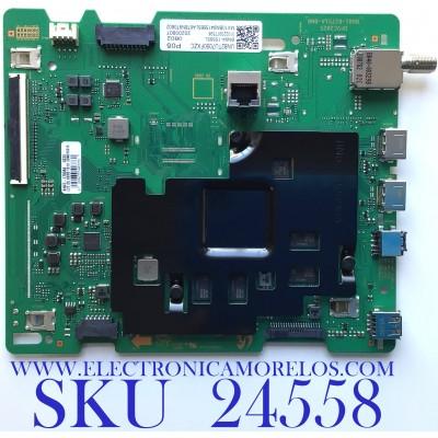 MAIN PARA SMART TV SAMSUNG 4K CRYSTAL UHD HDR RESOLUCION (3,840 X 2,160) / NUMERO DE PARTE BN94-15565L / BN41-02751A / BN97-17938A / 010223977598 / 20200907 / PANEL CY-BT082HGLV3H / MODELO UN82TU6950FXZA FA01