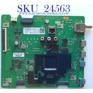 MAIN PARA SMART TV SAMSUNG QLED 4K UHD CON HDR RESOLUCION (3,840 x 2,160) / NUMERO DE PARTE BN94-16148J / BN41-02756C / BN97-18019A / 010227144435 / 20201112 / BN96-51294U / PANEL CY-RT075HGSV2H / MODELO QN75Q60TAFXZA UB03
