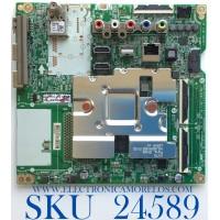 MAIN PARA SMART TV SAMAUNG 4K UHD RESOLUCION (3,840 x 2,160) / NUMERO DE PARTE EBT66433002 / EAX69083603(1.0) / DJEBT000-009U / RU935A0ZD / PANEL NC750DQG-ABGR3 / MODELO 75UN7370PUE.BUSFLKR