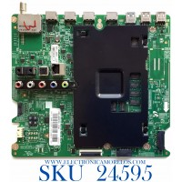 MAIN PARA SMART TV SAMSUNG 4K RESOLUCION (3,840 x 2,160) / NUMERO DE PARTE BN94-10057N / BN41-02344D / BN97-10062D / 010122439315 / 20151203 / PANEL CY-GJ060HGSV1H HW03 / MODELO UN60JU6500FXZA HD01