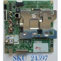 MAIN PARA SMART TV LG 4K UHD CON HDR RESOLUCION (3840 x 2160) / NUMERO DE PARTE EBT65512504 / EAX67872805 (1.1) / 9CEBT000-00SH / RU93E4A0AF / PANEL HC700EQN-VHSR3-211X / MODELO 70UK6190PUB.BUSMLJR
