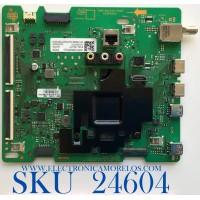 MAIN PARA SMART TV SAMSUNG 4K UHD CON HDR RESOLUCION (3,840 x 2,160) / NUMERO DE PARTE BN94-16427D / BN41-02756B / BN41-02756B / BN97-17756D / 010225205270 / 20200930 / PANEL CY-CT065HGLV1H NW40 / MODELO UN65TU8300FXZA FC02
