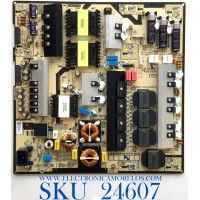 FUENTE DE PODER PARA TV SAMSUNG QLED 4K UHD HDR SMART TV / NUMERO DE PARTE BN44-01039A / L85S8NA_TDY / BN4401039A / L85S8NA_TDY:75.1V / PANEL CY-TT085FMAV3H / MODELO QN85Q80 / QN85Q80TAFXZA / QN85Q80TAFXZA AC02