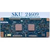 T-CON PARA TV SONY / NUMERO DE PARTE 5575T12C01 / 75T12 C00 CTRL / 55.75T12.C01 / TT-5575T12C01-8AU-M468829-02308-05 / PANEL YD9S075DTU01 / MODELO XBR-75X950G / XBR75X950G