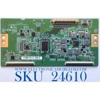 T-CON PARA TV SONY / NUMERO DE PARTE 44-9771667O / 47_6021397 / HV750QUBN9K / 47_6021397_CPCB_HV750QUB_R0.0 / PANEL YSAF075CNO01 / MODELO XBR-75X800H / XBR75X800H