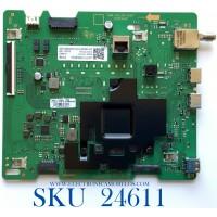 MAIN PARA SMART TV SAMSUNG 4K CRYSTAL UHD CON HDR RESOLUCION (3,840 X 2,160) / NUMERO DE PARTE BN94-16107Y / BN41-02756C  / BN97-17444Q / 010227707534 / 20201126 / PANEL CY-BT070HGSV1H NW49 / MODELO UN70TU7000BXZA UA04