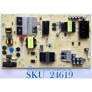 FUENTE DE PODER PARA TV INSIGNIA 4K UHD SMART FIRE TV / NUMERO DE PARTE PLTVJO681XAF5 / PLTVJO681XAF5 / P70050500 / 4912445 / A2006200512 / PANEL TPT700B5-U1T01.D REV:S01BD / MODELO NS-70DF710NA21