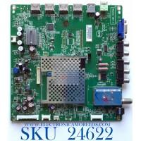 MAIN PARA TV VIZIO / NUMERO DE PARTE 756TQACB5K010 / 715G3715-M0H-000-004K / TQACB5K010 / (T)TQACB5K010 / TQACB5K01003 / PANEL LC550WUD (SC)(A1) / MODELO E550VA / E550VA LTMPIEAL