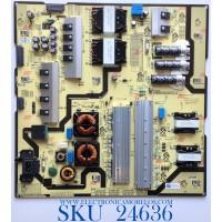 LED DRIVER PARA TV SAMSUNG / NUMERO DE PARTE BN44-00949D / L82Q8NB_NHS / BN4400949D / AM5RK860170 / PANEL CY-TN082FLLV1H KW42 / MODELO QN82Q8FNBFXZA FA01