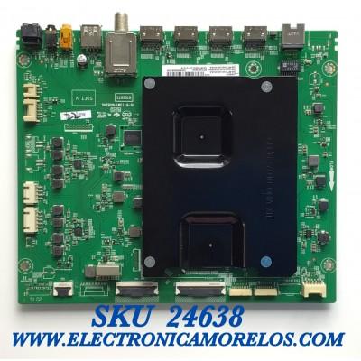 MAIN PARA SMART TV TCL 4K QLED DOLBY VISION HDR ROKU RESOLUCION (3840 X 2160) / NUMERO DE PARTE 08-AU65CUN-OC406AA / 40-RT73M1-MAB2HG / 08-RT73002-MA200AA / 08-RT73002-MA300AA / GTC007593A / V8-RT73K01-LF1V1516 / 20284930MA1280 / MODELO 65Q825