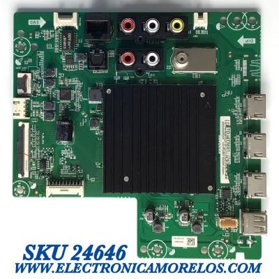 MAIN PARA SMART TV VIZIO UHD CON HDR RESOLUCION (3840 x 2160) / NUMERO DE PARTE 6M03M0003E00R / TD.MT5691.U761 / A0002M00J / 2C641F884CCA / AP10230766 / PANEL V500DJ6-D03 REV.CB/ MODELO V505-H9 LIAIZBMW