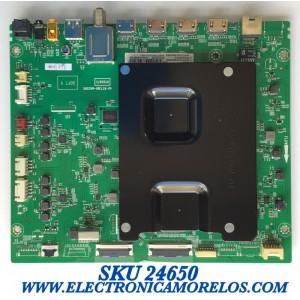 MAIN PARA SMART TV TCL (ROKU) 4K QLED DOLBY VISION HDR RESOLUCION (3840 x 2160) / NUMERO DE PARTE 40902-00010 / 40-RT73M1-MAD2HG / 08-RT73012-MA200AA / 08-RT73012-MA300AA / GTC009288I  / V8-RT73K01-LF1V1035 / PANEL LVU650NDHL CD9W00 / MODELO 65R635