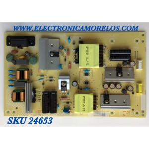 FUENTE DE PODER PARA TV VIZIO / NUMERO DE PARTE ADTVJ1811AB7 / 715GA750-P01-000-003S / (X)ADTVJ1811AB7 / VJ1811AB7 / 4851687A0108 / PANEL TPT430H3-QUBH10.K REV:SAP0H / TPT430H3-QUBH10.K REV:SA9P0Q MODELOS V435-H11 LTMUZGLW / V435-H1 LTCUZGKW