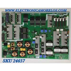 FUENTE DE PODER PARA TV SAMSUNG / NUMERO DE PARTE BN44-01081A / L85S9NA_TDY / BN4401081A / DC07N6Q0348 / PANEL CY-TT085FLAV2H NW34 / MODELO QN85Q90TAFXZA AA01