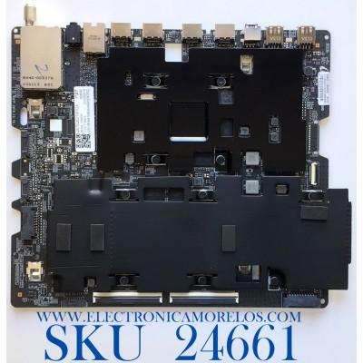 MAIN PARA SMART TV SAMSUNG QLED 8K UHD HDR RESOLUCION (7,680 x 4,320) / NUMERO DE PARTE BN94-15483K / BN41-02752A / BN97-16605G / PANEL CY-TT075JMLV4H / MODELO QN75Q800TAFXZA
