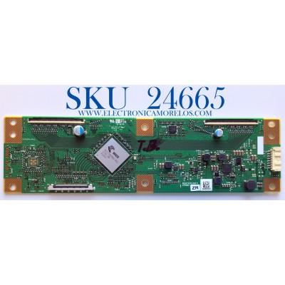 T-CON PARA TV SONY / NUMERO DE PARTE RUNTK0246FVZR / RUNTK0246FV / CPWBX0246FV / NG6R026207 / PANEL S600DUC-1 / MODELO KD-60X690E / KD60X690E