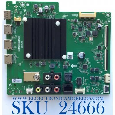 MAIN PARA SMART TV VIZIO 4K HDR RESOLUCION (3840 x 2160) / NUMERO DE PARTE V505-H19 / TD.MT5691T.U763 / A0004G00J / A20107688-0A15134 / CGRA000DAL / PANEL V500DJ6-C03 REV:CB / MODELO V505-H19 LIAIZBWW