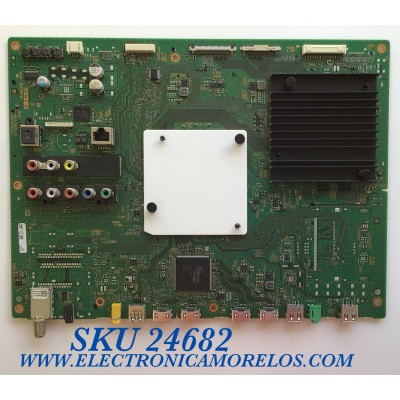 MAIN PARA TV SONY 4K CON HDR RESOLUCION (3840 x 2160) / NUMERO DE PARTE A2072598B / 1-894-595-12 / 160306 / 189459512 / A-2072-598-B / PANEL SYV6542 / MODELO / XBR-65X810C / XBR65X810C