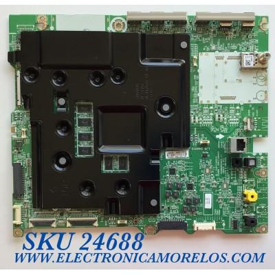 MAIN PARA SMART TV LG NANOCELL 8K UHD CON HDR RESOLUCION (7680x4320) / NUMERO DE PARTE EBT65803501 / EBT66158011 / 66158011 / 65803501/ EAX68287203(1.1) / 190422 / 1.6T 275 X 236 245 K.K.Y / PANEL NC750DZD-AAHH1 / MODELOS 75SM9970PUA / 75SM9970PUA.AUSYUH