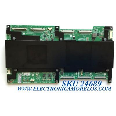 TARJETA FRC PARA SMART TV LG NANOCELL 8K UHD CON HDR RESOLUCION (7680x4320) / NUMERO DE PARTE EBU65792301 / 65792301 / EBU66215301 / 66215301 / EBU65824701 / 65824701 / EAX68903404(1.1) / PANEL NC750DZD-AAHH1 / MODELOS 75SM9970PUA / 75SM9970PUA.AUSYUH