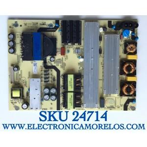 FUENTE DE PODER PARA TV JVC / NUMERO DE PARTE E021M425-J3 / TV7001-ZC02-01 / 1010438239-03558 / 202009907 / M04 / MODELOS LT-70MAW795 / RTRU7027-US / E4AA70R