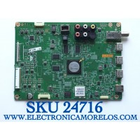 MAIN PARA TV SMART VIZIO 4K CON HDR RESOLUCION (3840 x 2160) / NUMERO DE PARTE Y8388864S / 1P-0191500-4011 / 846B / 0180CAP0J100 / PANEL SD600DU1.1 / MODELO V605-G3 LFTRYRKV / V605-G3