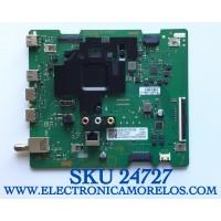 MAIN PARA TV SAMSUNG SMART 4K UHD CON HDR RESOLUCION (3,840 x 2,160) NUMERO DE PARTE BN94-15735E / BN41-02756C / BN9415735 / BN97-17024Y / 20200921 / 010224702438 / P07 / PANEL CY-T082HGLV1H / MODELO QN82Q6DTAFXZA FA01 / QN82Q6DTAF / QN82Q6DTA