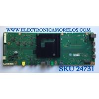 MAIN PARA TV SONY SMART 4K UHD CON HDR RESOLUCION (3840 x 2160) NUMERO DE PARTE A-5015-344-A / A5015324A / 1-002-850-11 / (100284911) / PANEL YS9F043HNO01 / MODELOS XBR-43X800H / XBR43X800H