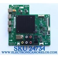 MAIN PARA TV VIZIO SMART 4K UHD CON HDR / NUMERO DE PARTE 6M03M0004A00R / A0004500J / DUE619EAY303801WG00001 / AP303801DC / PANEL V500DJ6-D03  REV.CB / MODELOS M506X-H9 / M506X-H9  LIAIB8DW
