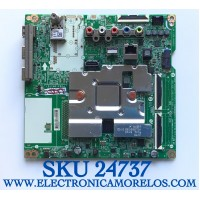 MAIN PARA TV LG SMART 4K UHD CON HDR RESOLUCION (3840 x 2160) NUMERO DE PARTE EBT66488403 / EAX69083603(1.0) / 66488403 / PANEL NC750DQG-ABGR1 / MODELOS 75UN6950ZUD / 75UN6950ZUD.BUSFLKR / 75UN6950ZUD.BUSFLOR