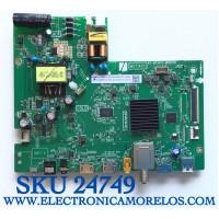 MAIN FUENTE PARA TV TCL  SMART 4K UHD CON HDR RESOLUCION (1280×720) NUMERO DE PARTE 08-MST1424MA200AA / 40-MS14X1-MPB2HG / 08-MST1424-MA300AA / V8-ST14K01-LF / PANEL LVW320NDEL  / MODELO 32S331