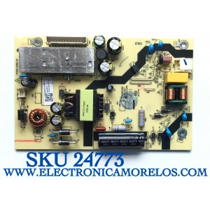 FUENTE DE PODER PARA TV ONN·ROKU TV HD SMART TV (32) / NUMERO DE PARTE TV3211-ZC02-01 / 303C3211064 / E168066 / KB-5150 / PANEL´S LSC320AN09-H / HV320WHB-F56 / V320BJ8-Q01 / LSC320AN10-H / MODELO 100012589 / WR32HB2200