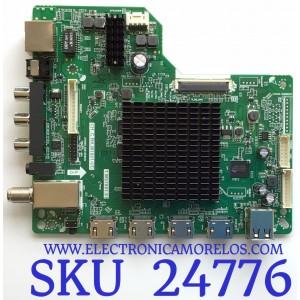 MAIN PARA SMART TV ELEMENT 4K UHD ROKU TV CON HDR RESOLUCION (3840x2160) / NUMERO DE PARTE U20031021 / T.MS1801.81 / CH_C.RK.M1801-UC / U20031021-0A00401 / 850269363N20007-CH / D49E3BDFE140 / PANEL C500Y19-5C  / MODELO E4AA50R