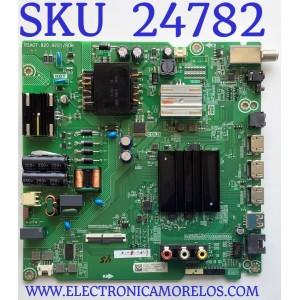 MAIN FUENTE PARA SMART TV HISENSE 4K UHD CON HDR RESOLUCION  (3840 x 2160) / NUMERO DE PARTE 254148 / RSAG7.820.9221/ROH / 264149 / HU50A6109FUWR/2269 / 254148E/B/3TE50G2036H6 / TM20B362UH / G2036GJ  / PANEL HD500X1U91-L3/S1/GM/ROH / MODELO 50R6E3