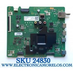 MAIN PARA SMART TV SAMSUNG 4K UHD CON HDR RESOLUCION (3,840 X 2,160) / NUMERO DE PARTE BN94-15427P / BN41-02756C / BN97-16938R / 20210112 / 010229386503 / PANEL CY-RT043HGAV2H / MODELO QN43Q60TAFXZA AB01 / QN43Q60TAF