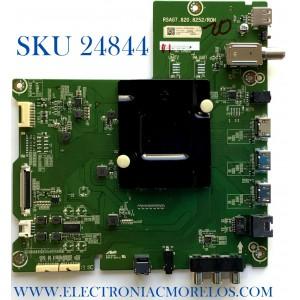 MAIN PARA TV HISENSE /  NUMERO DE PARTE 249093 / RSAG7.820.8252/ROH / 249092 / 3TE65G192003 / TM1971504M / G192002 / HU65A6180UWR(0001)3599 / PANEL HD650S1U71-K1/S0/GM/ROH / MODELO 65R6E1