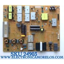 FUENTE DE PODER TV PHILIPS 4K UHD ANDROID SMART TV / NUMERO DE PARTE AD793MPWT / BACG9AF0102 1 / AD793MPW T / BACG9AF01021 / PANEL´S BOEI750WQ1-F9A / BOEI750WQ1-F9B / MODELO 75PFL5604/F7 / 75PFL5604/F7 A