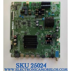 MAIN FUENTE PARA SMART TV  HISENSE ROKU 4K UHD CON HDR  NUMERO DE PARTE 262527 / RSAG7.820.9486/ROH / HU43A6109FUWR/1666 / TM205Q50DZ / 3TE43G200297 / 262577B/262576B / G20027U / PANEL HD425X1U81-T0L3\S1\GM\ROH/ MODELOS 43R6E3 / 43R6090G5