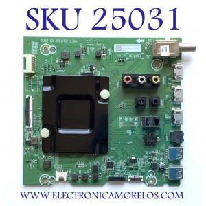 MAIN PARA SMART TV HISENSE 4K UHD CON HDR RESOLUCION (3840 x 2160) / NUMERO DE PARTE 275932 / RSAG7.820.9783/ROH / 268843 / 3TE70G2021J4 / ZTP207EH6ZR / HU70A6109FUWA / PANEL HD700X1U91-L1/WG\S0\GM\ROH / 70H6570G